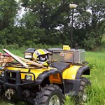 GPS Surveying atv surveys